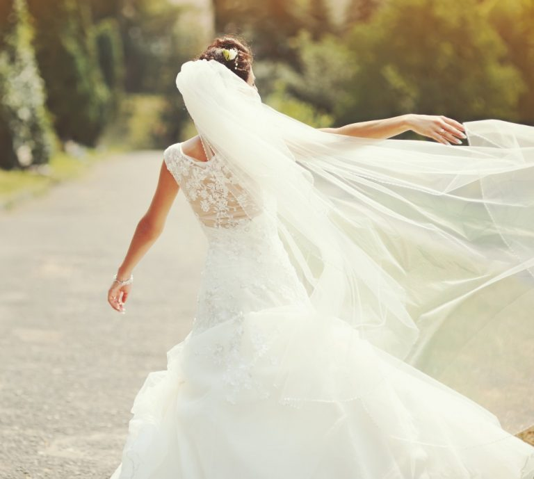 buying your wedding dress
