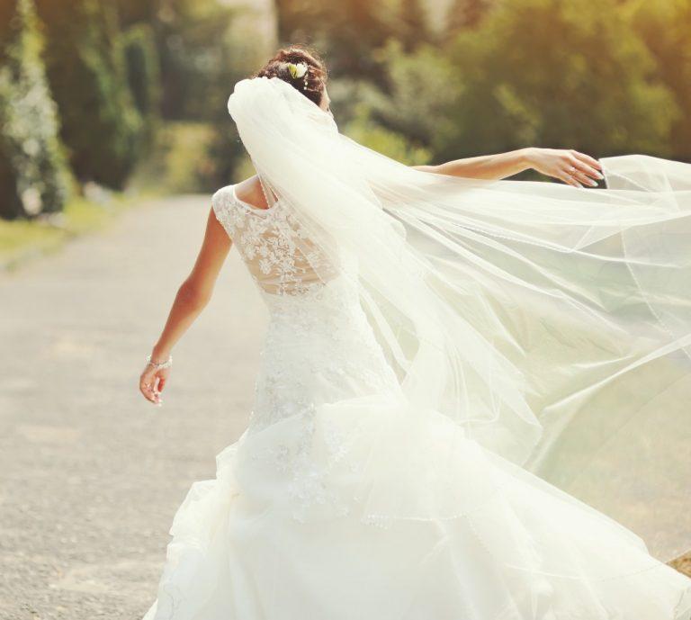 buying your wedding dress