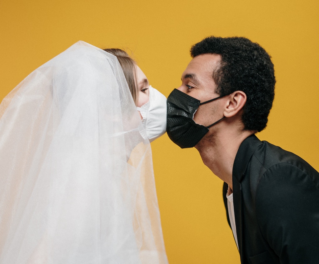 Pandemic wedding